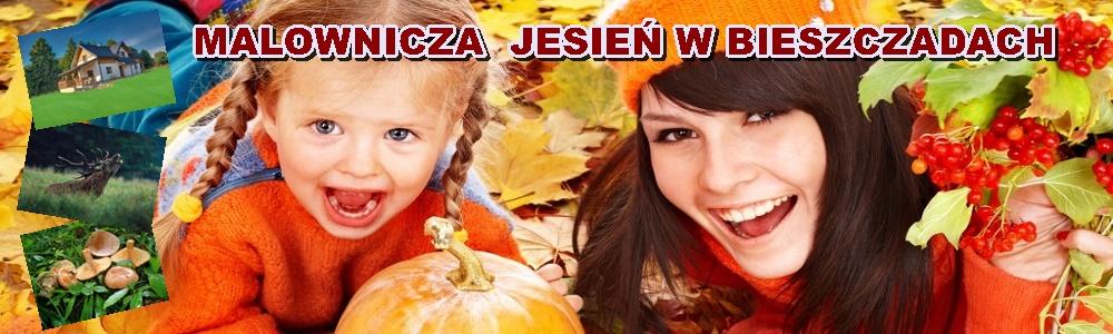 Kolorowa jesień w Bieszczadach 2017